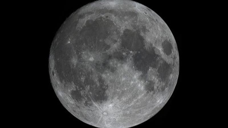 月球一直以同一面对着地球,这种巧合有多罕见?