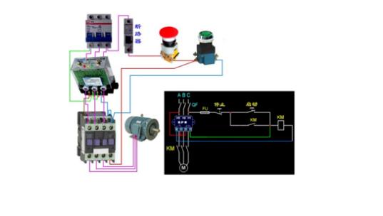 【电机保护器】保护电机的原理及设定操作步骤