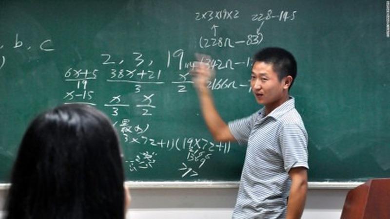 中国人的数学好过其他人吗?