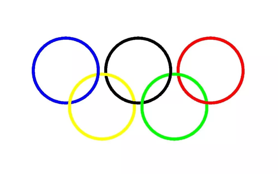 奥运会的种类五种