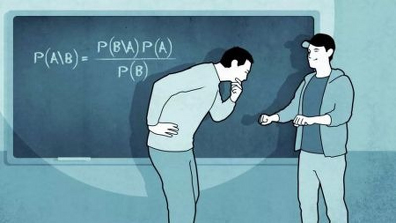 """能让生活变得更美好的""""贝叶斯定理""""是什么?的头图"""