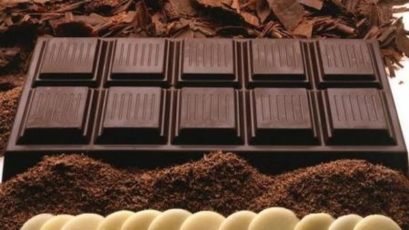 怎样用一块巧克力测量光速?�蛴腥さ奈锢硌У耐吠�