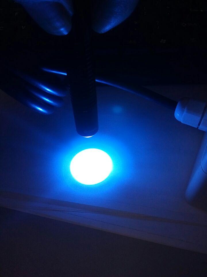 进口LED大功率UV平板机固化灯油墨紫外线固化机100LT48V