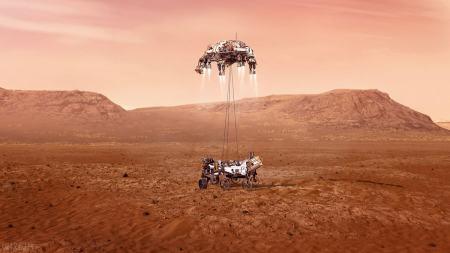 造价8500万美元!这架在火星起飞的无人机,凭什么这么贵?