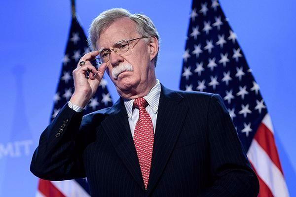安全顾问博尔顿被特朗普解雇,特朗普这个决定怎么样?
