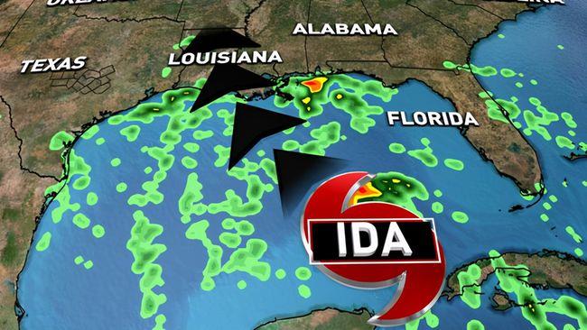 又是洪水!飓风艾达袭击美国,暴雨频频出现,地球究竟怎么了?