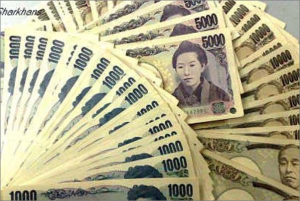 今日外匯牌價;今天日元對人民幣匯率是多少