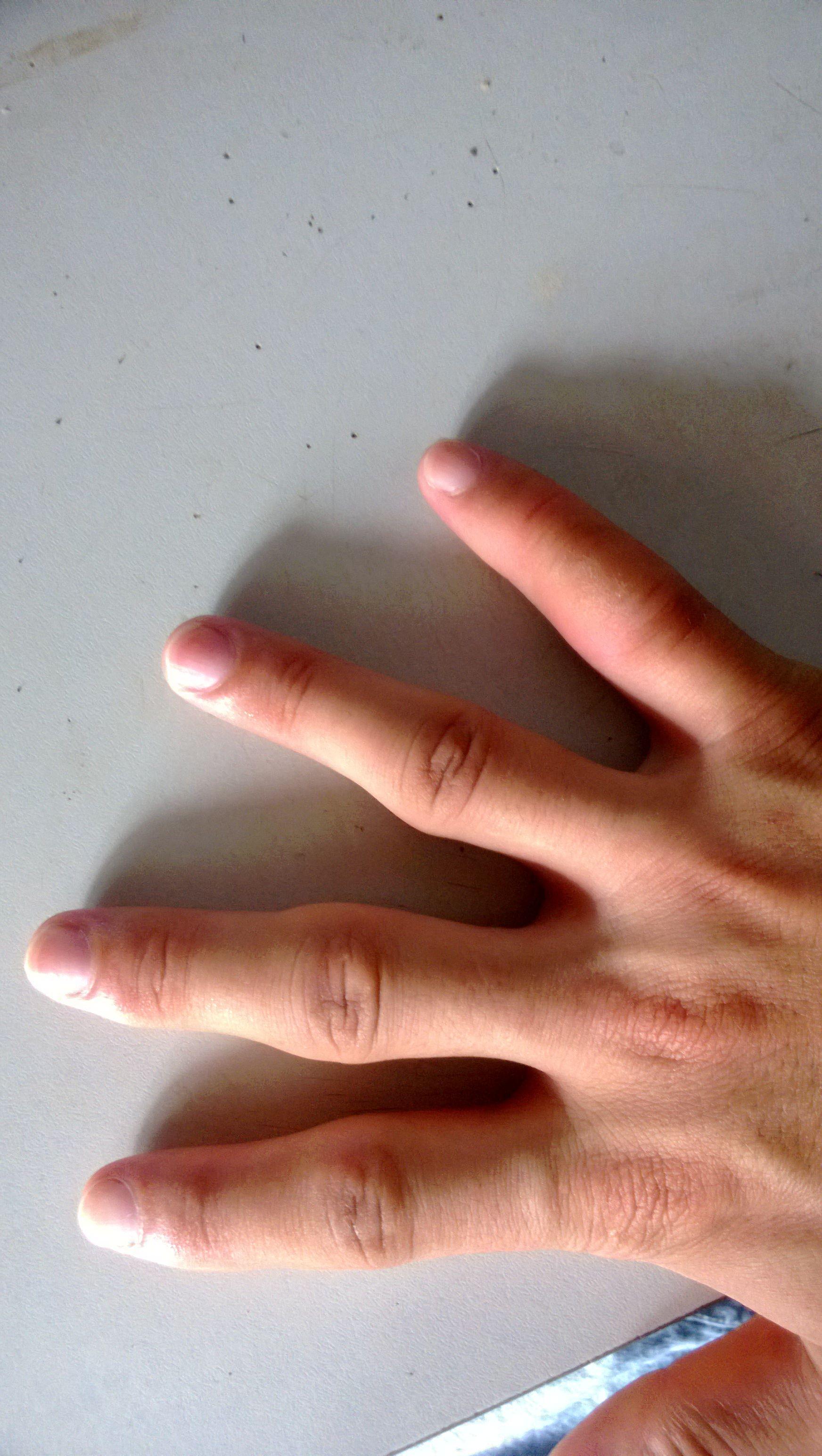t的手指多长够用 测量手指尺寸