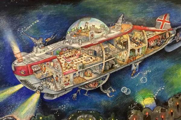 「海底神秘水怪」有什么书是描写一些传说中的海底怪兽,怪物,水怪,神秘之地之类