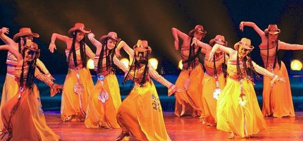 族舞曲;民族舞蹈类型和种类