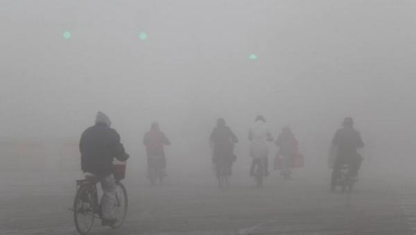 雾霾形成的原因 引起雾霾的主要因素