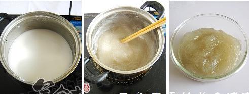红薯粉怎么做凉粉?