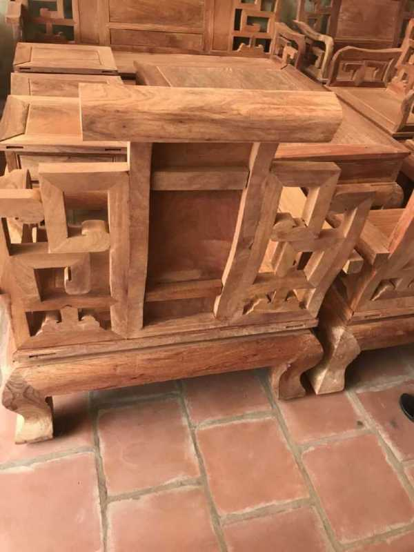 越南的半成品红木家具到底怎么样?