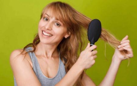 解决掉头发和生发的方法