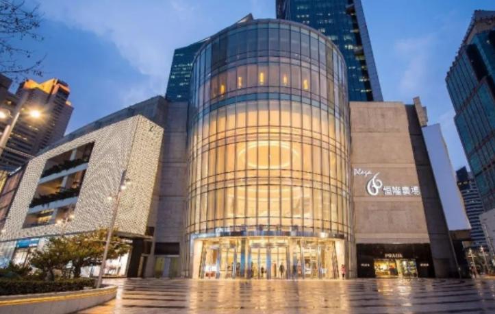 中国十大顶级商场