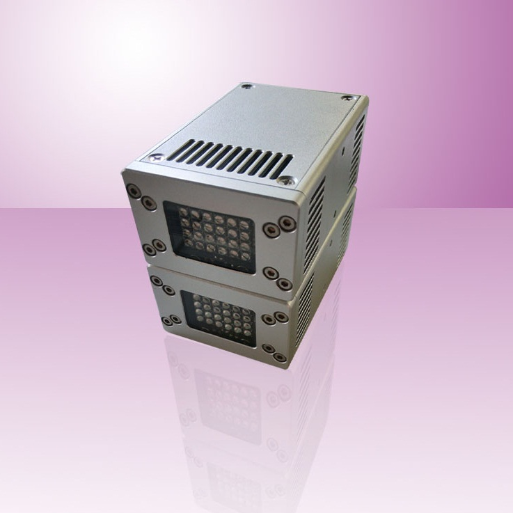 手持式uvled固化机面光源紫外线365nm便携式500w手提uvled固化灯