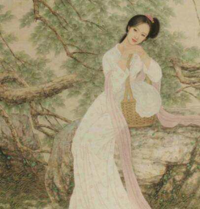 在《诗经》当中,有哪些自带书香并适合女性的古风名?