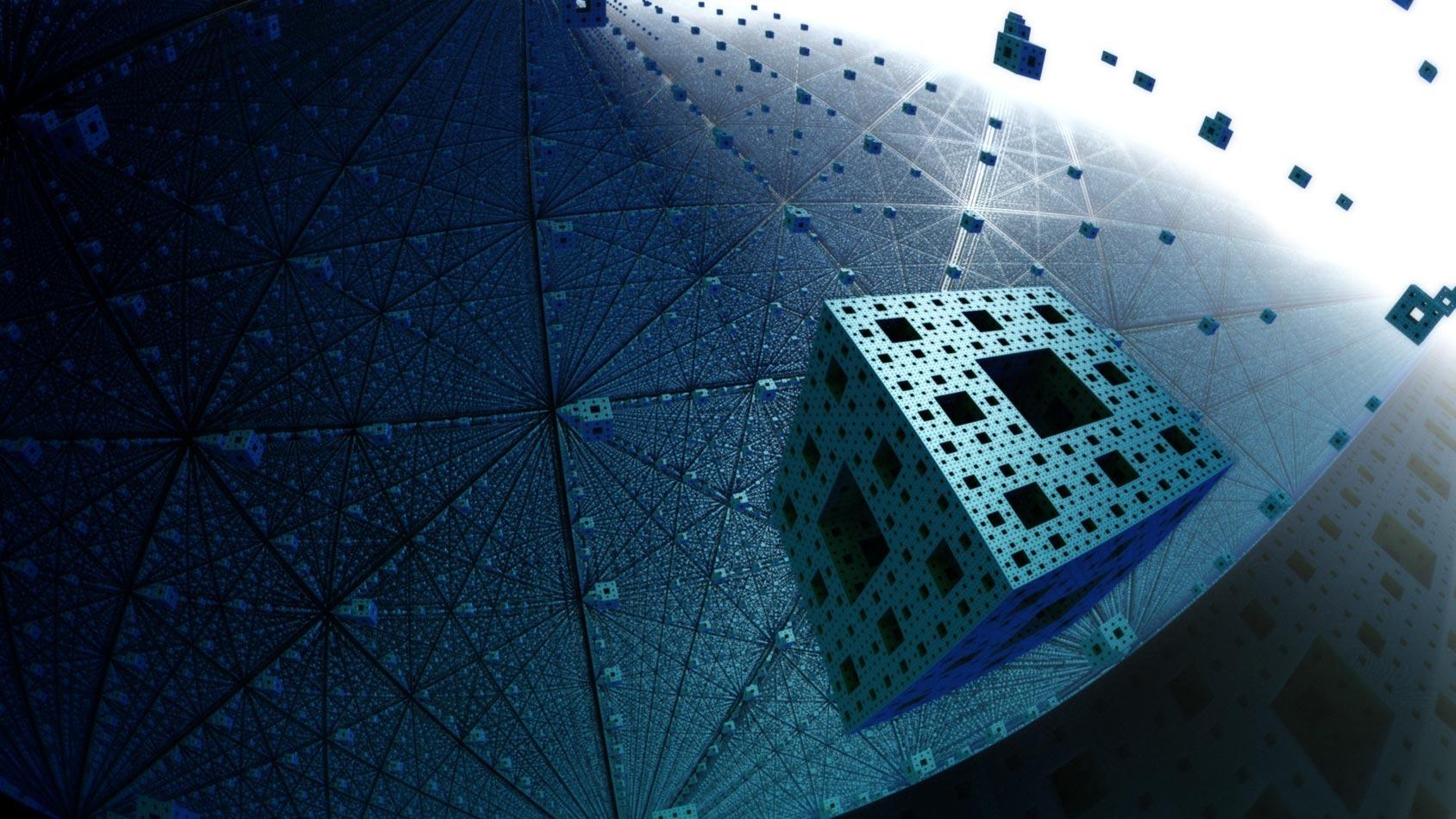 科學家證明了4維空間的存在,假如人類進入4維,會變成什么人?的頭圖