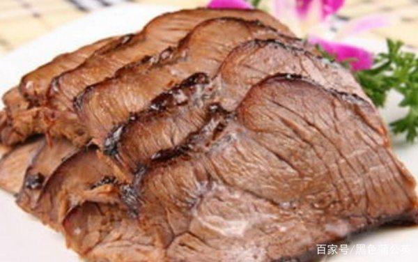 卤好的酱牛肉一切就容易碎,怎么才能不让它一切就碎呢?