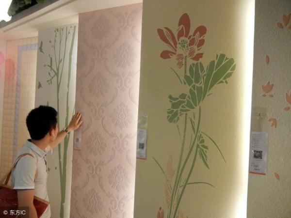 家居墙面装修,硅藻泥与乳胶漆、壁纸、瓷砖性能对比该如何选购?