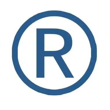 商标为什么要打r符号?