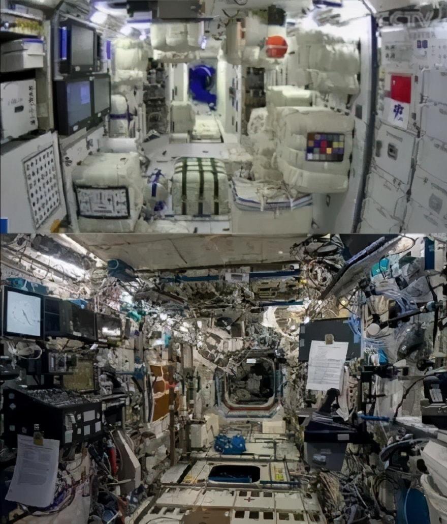 美媒:时代变了!中国空间站像是苹果商店,国际空间站好像过时了