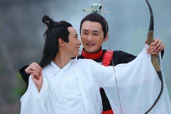 「中国历史上有没有男皇后」中国史上有没有男皇后(皇帝也是男的)