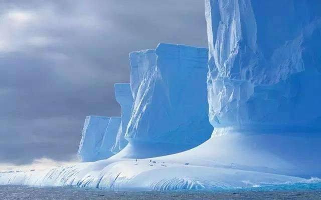 格陵兰冰川一天融化120亿吨,是否因为太阳周期?