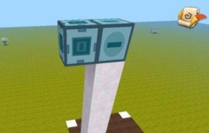 【迷你世界升降电梯教】迷你世界如何做自动电梯?插图(1)