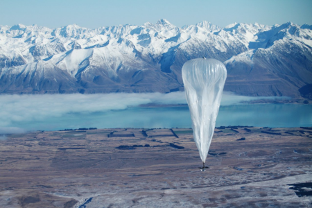 """谷歌母公司宣布关闭""""互联网气球""""项目Project Loon"""
