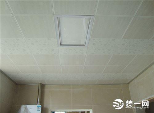 厨房卫生间吊顶用什么材料好 厨卫吊顶如何安装?
