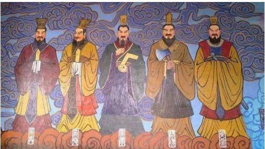 「三皇五帝前面历史」三皇五帝之前属于什么时期