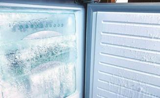 冰箱保鲜室结冰了怎么办?