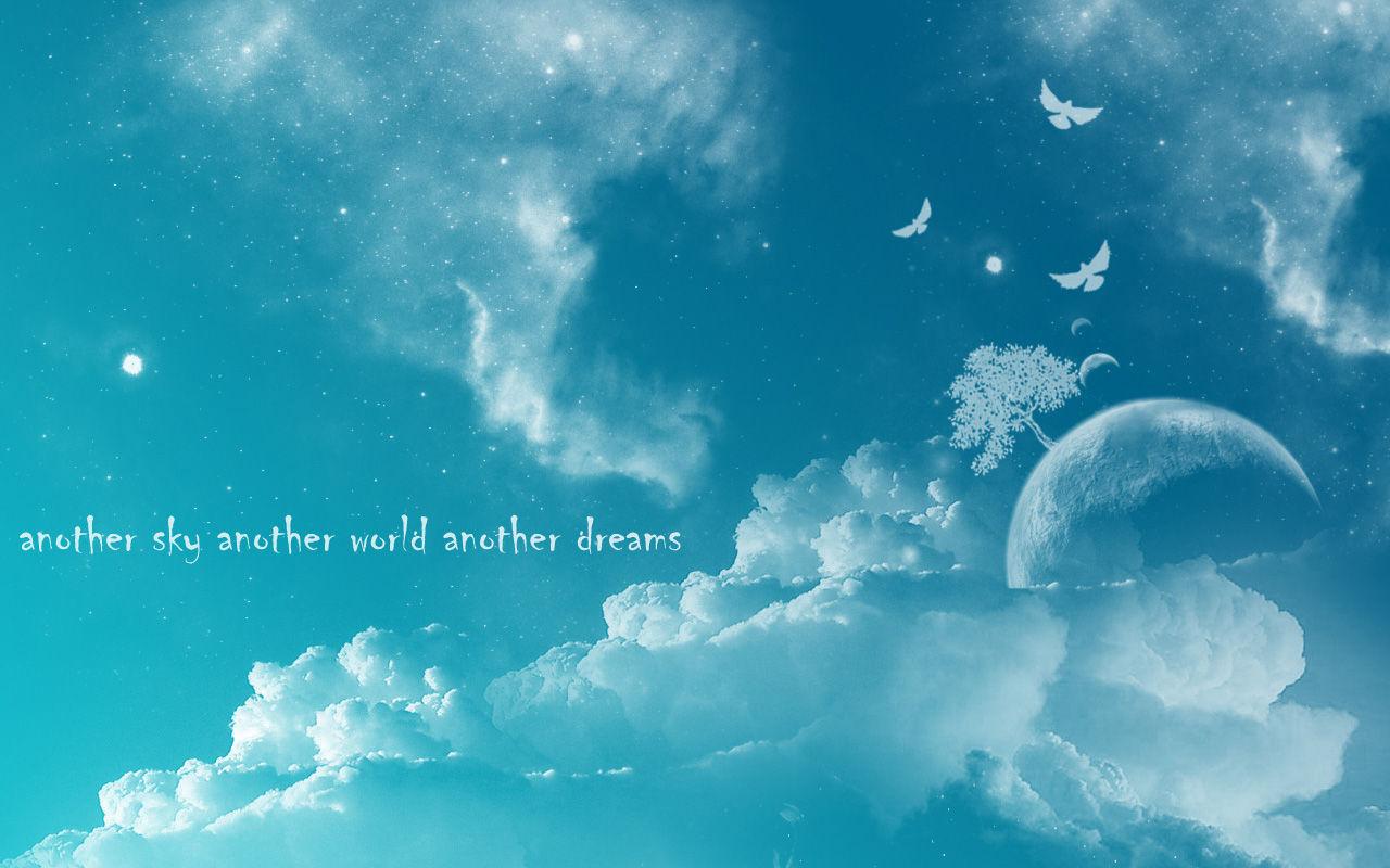 梦到天空会变成蓝色? 梦到蓝天很蓝清澈