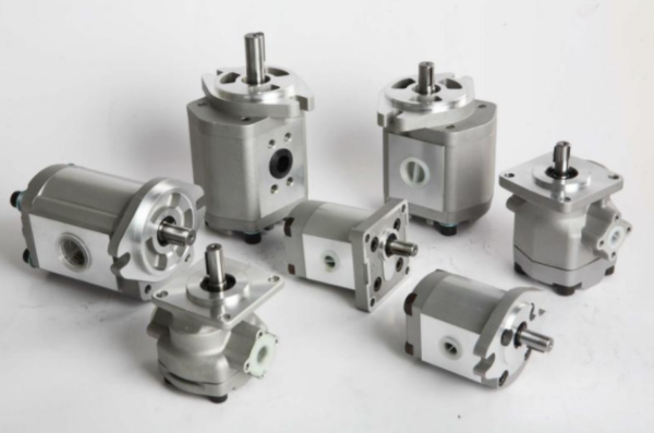 液压齿轮泵的工作原理_齿轮泵工作原理