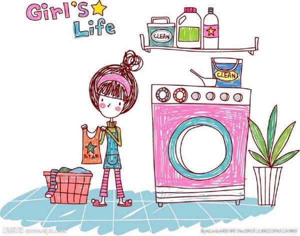 洗衣机脱水时砰砰响是怎么回事?