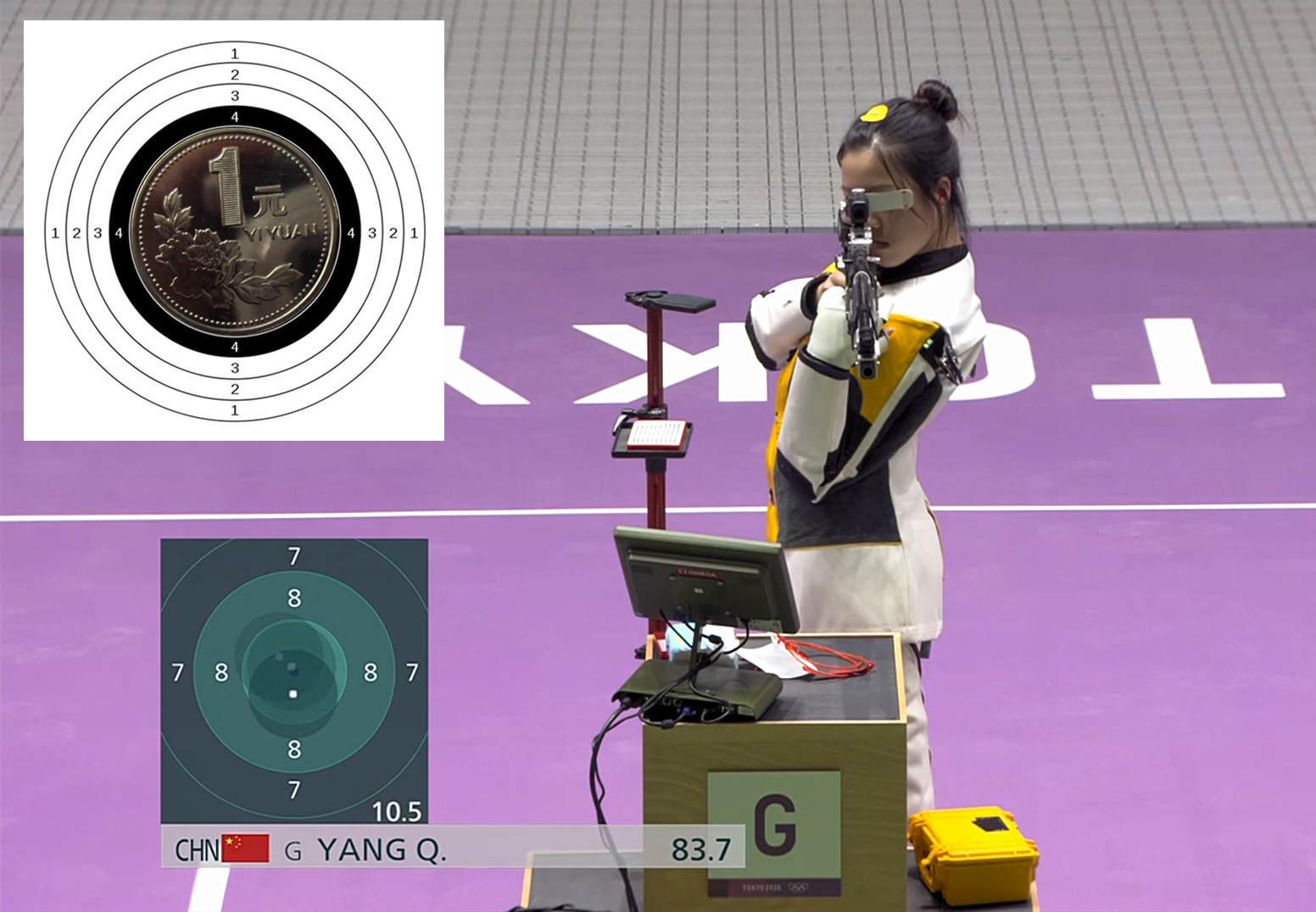 为什么奥运会10米气步枪比赛可以穿皮衣,打手枪不许穿?