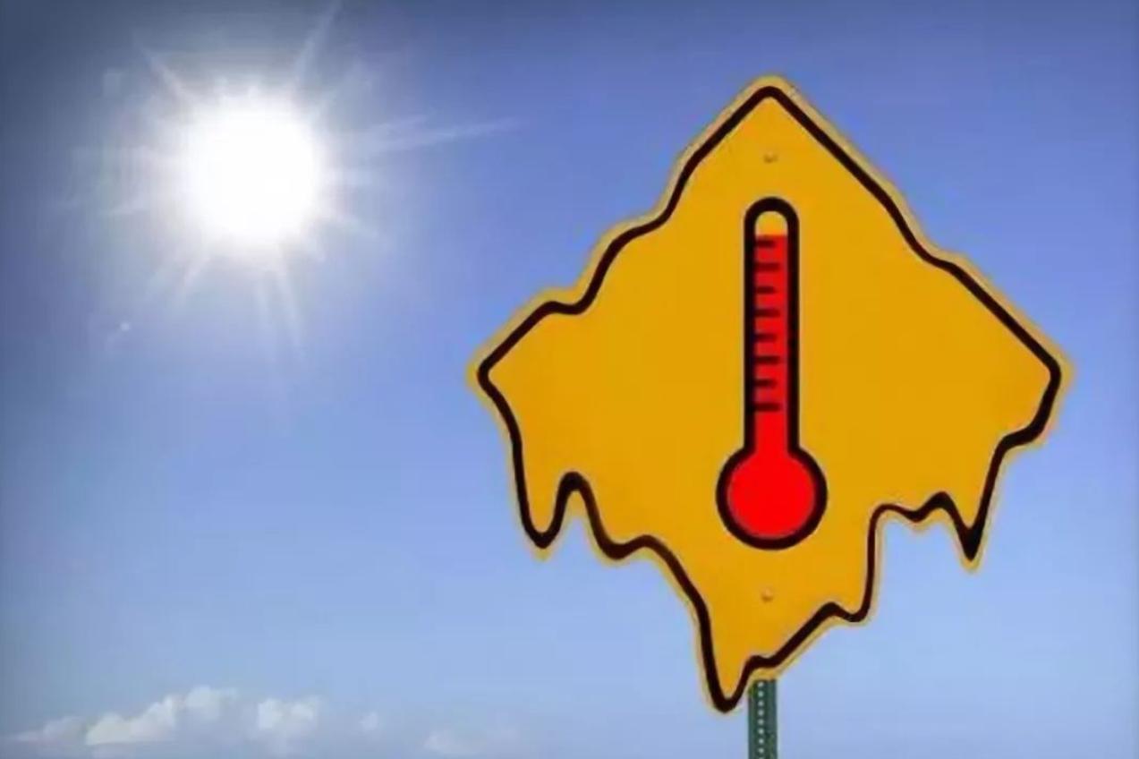 广东全省高温不退!出门2分钟出汗2小时,这是大台风出现征兆?
