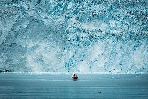格陵兰冰川再现崩塌,这会对格陵兰岛造成危机吗?