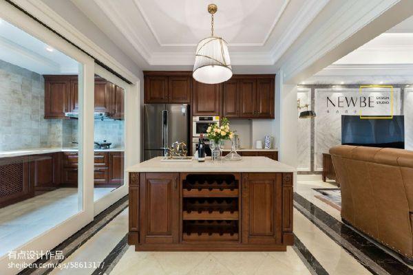 开放式厨房玻璃墙的好处以及注意事项