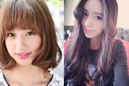 国字脸刘海发型图片分享  教你如何拥有时尚形象?