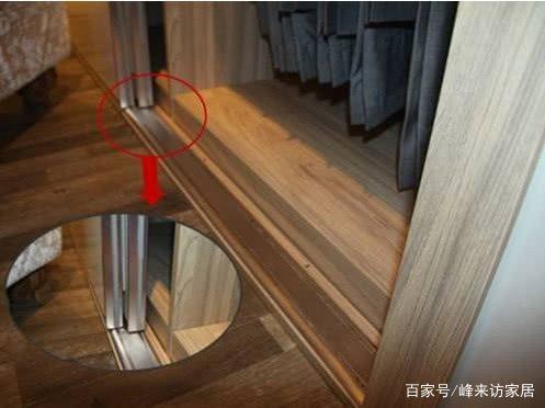为什么聪明人从来不买推拉门衣柜?