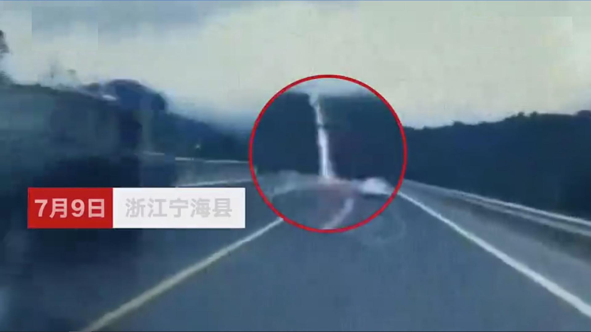 為什么閃電會擊中行駛中的電動車?雷擊究竟是怎么發生的?