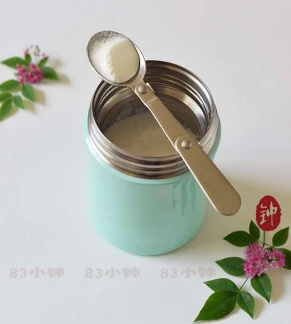 不用菌粉可以自制酸奶吗?