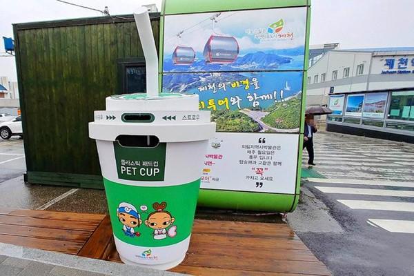 震惊!韩国垃圾桶天价五万元,高价垃圾桶有何功能?
