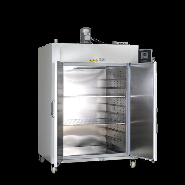 佛山双门大型工业烘箱喷漆烘干高温工业电烤箱电热循环电烘炉