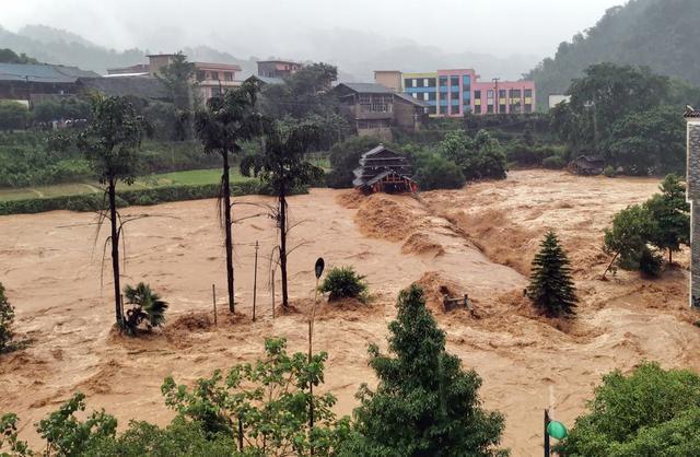 发大洪水的水最后都流哪去了?为何大坝要泄洪?