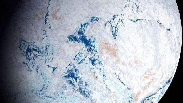 太阳光度稳定,地球也转得好好的,为啥会有周期性的冰河时期?的头图