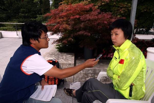 张怡宁被称为大魔王,但是为何在国际上没有名次?