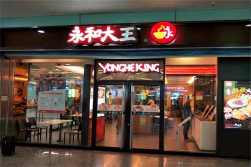 中式快餐排行榜有哪些品牌?(日式快餐品牌排行榜)